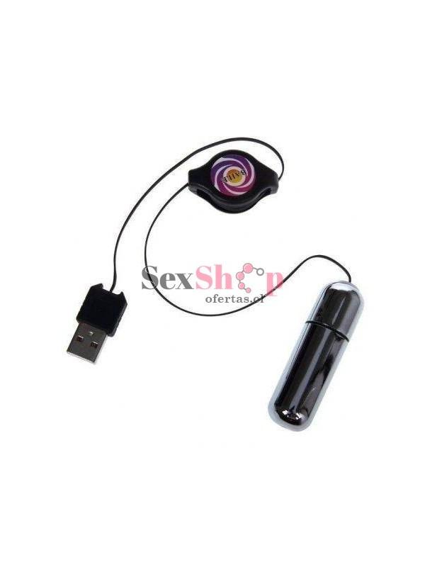 Bala Vibradora USB