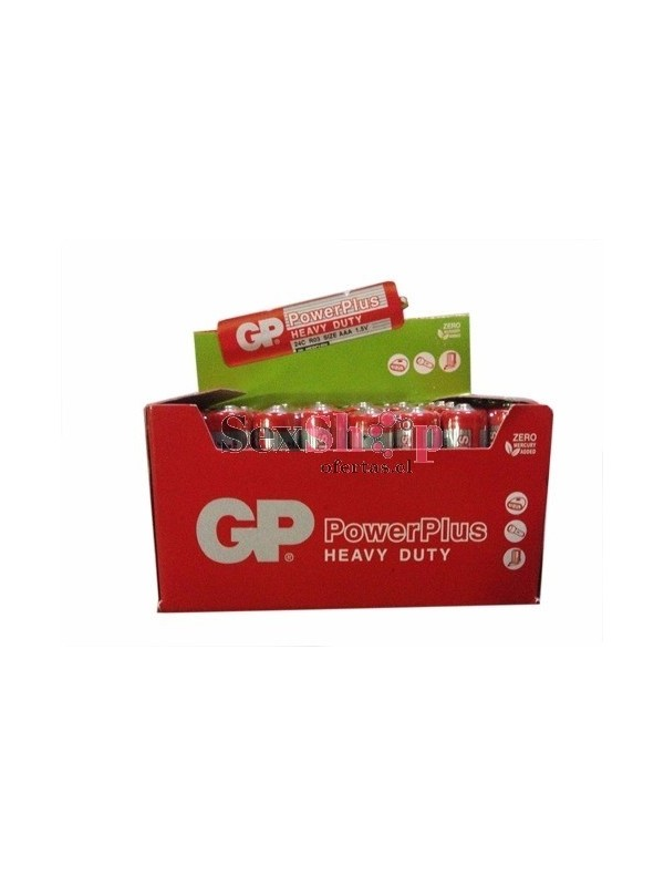 Bateria GP AA Power Plus