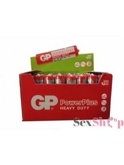 Bateria GP AAA Power Plus