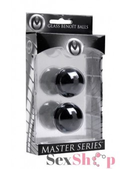 """bolas chinas de cristal """"benoit"""""""