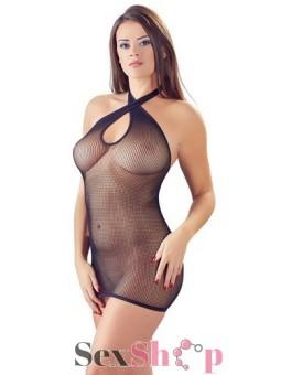 Mini Vestido Erótico de Malla S/L