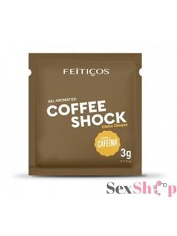 Sachet Gel Electrico Sabor Coffee Feiticos