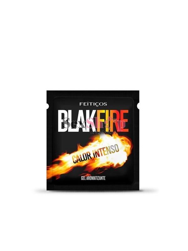 "Sachet Gel Calor ""Blak Fire"" Feiticos"