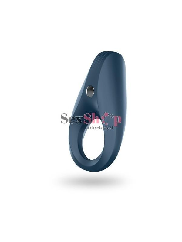 Anillo Vibrador Recargable Satisfyer Rocket Ring