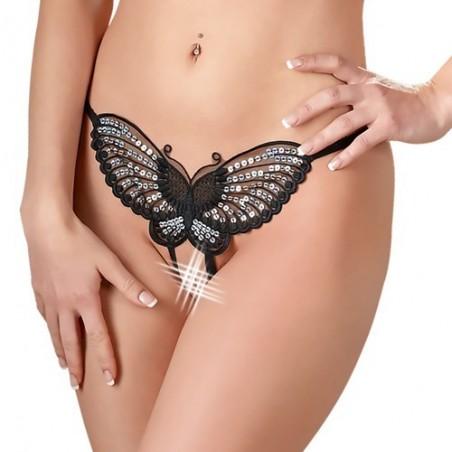 Calzón Siempre Lista Hilo Dental Mariposa