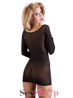 Mini vestido de Nylon Estándar