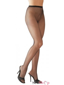 Panty de rejilla piernas