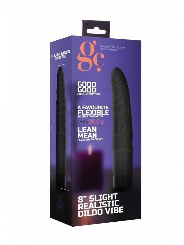"""Vibrador 8"""" Slight caja"""